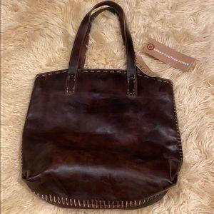 Bed Stu Skye Tote Bag Skye in teak rustic